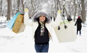 bags snow