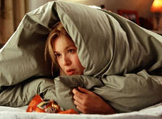 Bridget-Jones-under-a-duvet