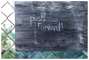 Push forward