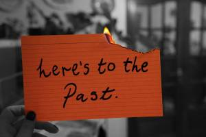 here is to the past